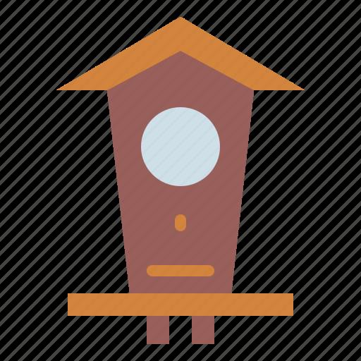 birdhouse, birds, pet, structure icon