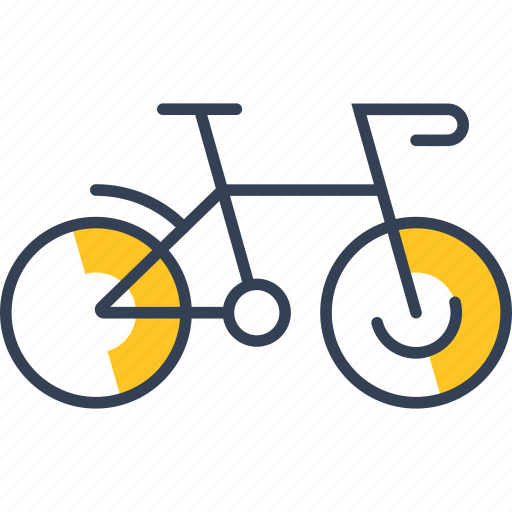bike, bio, cycling, eco icon