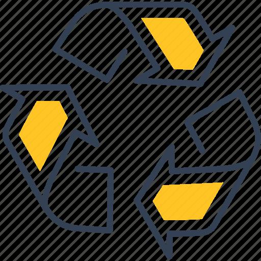 bio, cycle, eco icon