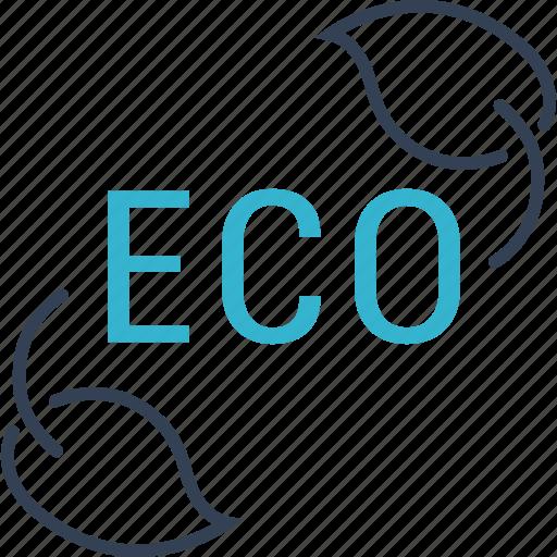 bio, eco, sheet icon