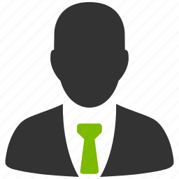boss, businessman, customer, employee, manager, person, user icon