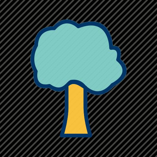 ecology, nature, plant, tree icon