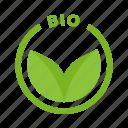 bio, organic icon