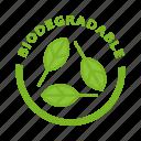 biodegradable, cosmetic, eco, ecology, sustainable, washing icon