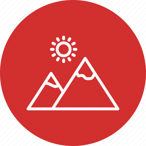 Gallery, mountain, nature icon - Download on Iconfinder
