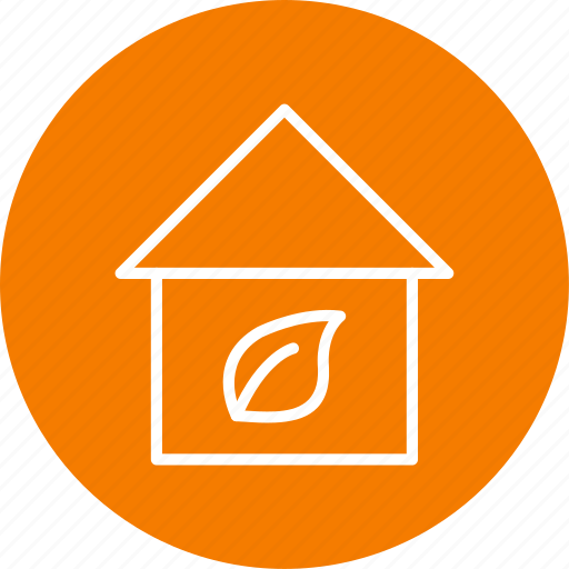 Ecology, house, home icon - Download on Iconfinder