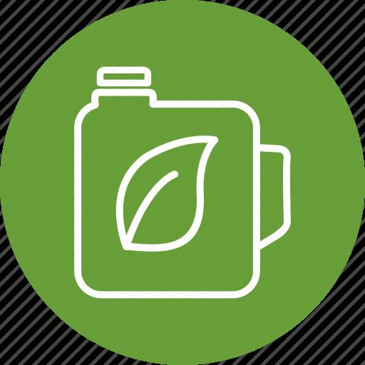 eco fuel, fuel, oil icon