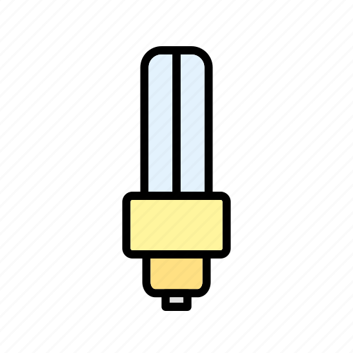 bulb, eco bulb, energy saver, light icon