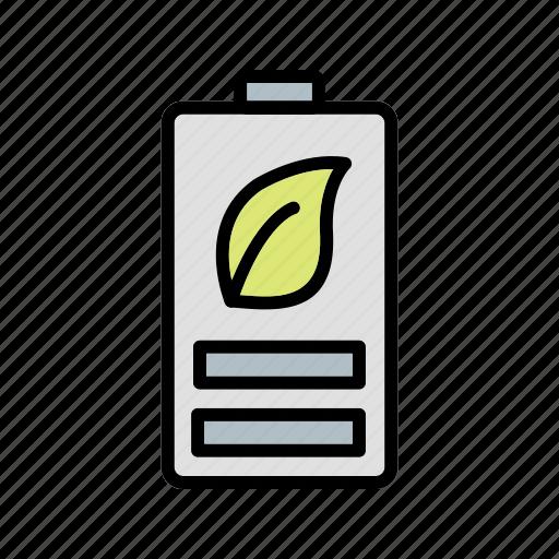 charging, eco battery, energy, renewable icon