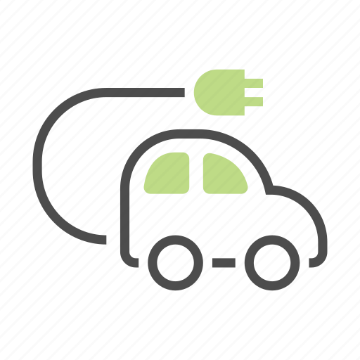 car, eco, electric, energy, green, transport, vehicle icon
