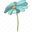 floral, flower, nature, plant icon