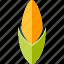 ecology, green, nature, popcorn icon