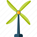 electric, energy, power, wind icon