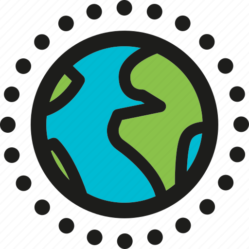earth, ecology, enviroment, global, green, nature, power icon