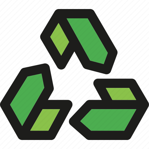 eco, ecology, enviroment, green, nature, recycle, recycling icon