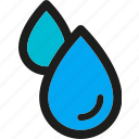 drink, drop, ecology, green, ocean, sea, water icon