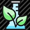 non, gmo, organic, flask