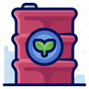 container, ecology, environmental, natural, plant icon