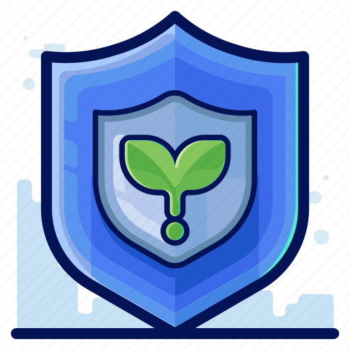 ecology, environmental, natural, plant, protect icon