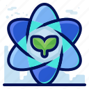 ecology, environmental, natural, plant, science icon