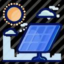 ecology, environmental, natural, panel, power, solar