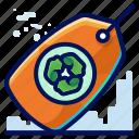 ecology, environmental, natural, recycle, tag