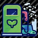 ecology, environmental, fuel, natural, plant, vehicle