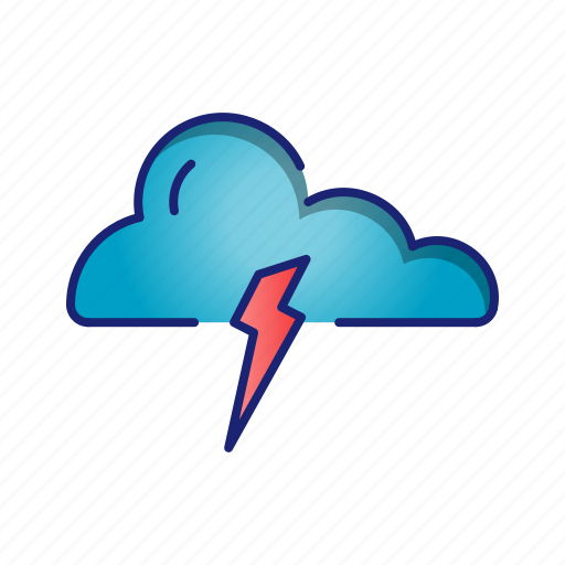 cloud, ecology, go green, nature, rain, weather icon