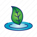 ecology, go green, green, leaf, nature icon