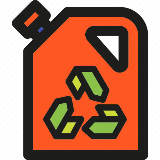 eco, ecology, enviroment, fuel, green, nature, recycle icon