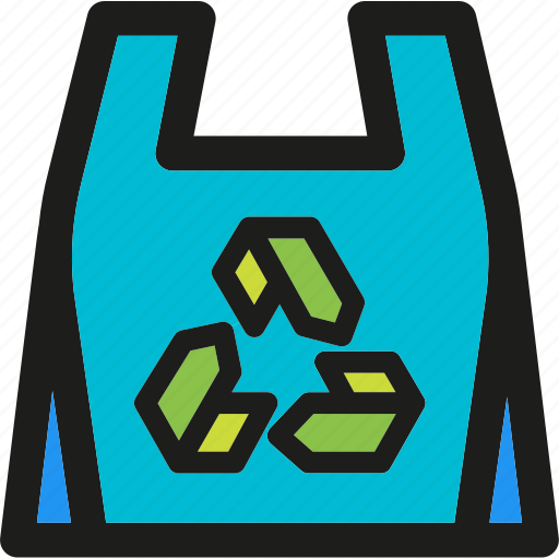 bag, buy, plastic, recycle, shopping, store icon