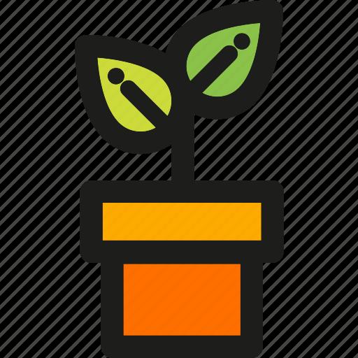 eco, ecology, enviroment, green, nature, palnt icon
