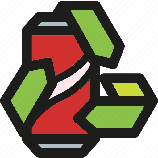 can, eco, ecology, enviroment, green, nature, recycle icon