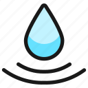 protection, drop, water
