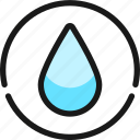 water, protection, drop