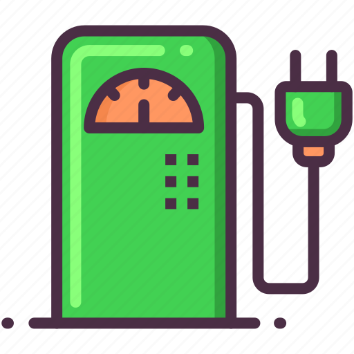 charge, charging, eco, eco friendly, ecology, station icon