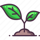 eco, ecology, leaf, plant, save tree, tree icon