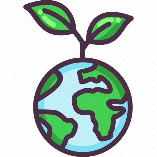 earth, eco, ecology, plant, save earth, tree icon