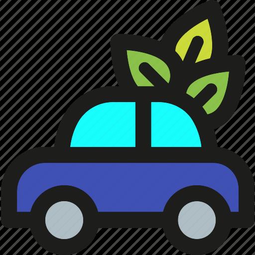 car, eco, ecology, nature, transport, transportation icon