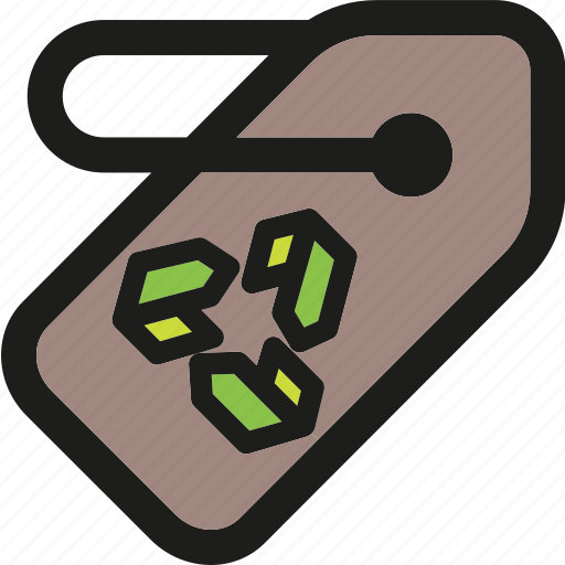 eco, ecology, environment, green, label, nature, tag icon