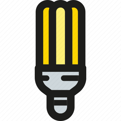 bulb, electric, electricity, lamp, lighting, lightning icon