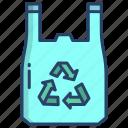 plastic, bag