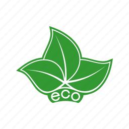 eco, ecological, environmental, foliage icon