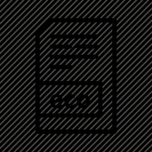 ecofile icon