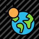 earthsun icon