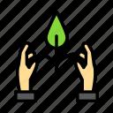 handsplant icon