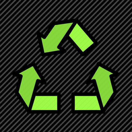 recyclesign icon