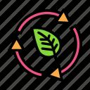 triplearrowleaf icon