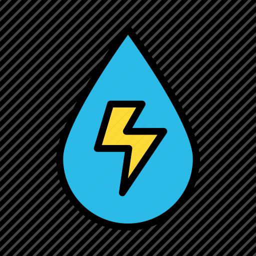 waterdropthunder icon