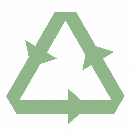 bin, ecology, environment, recycle, sign icon